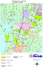 Newport Ave Traffic Proposal Small