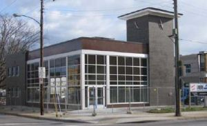 New Langley Federal Credit Union branch at 7420 Granby St.