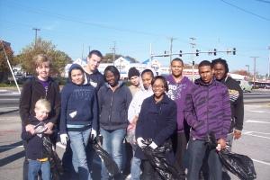 Cleanup Participants