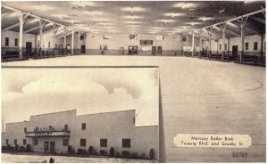 Mercury Roller Rink, Corner of Taussig Blvd and Granby St, undated