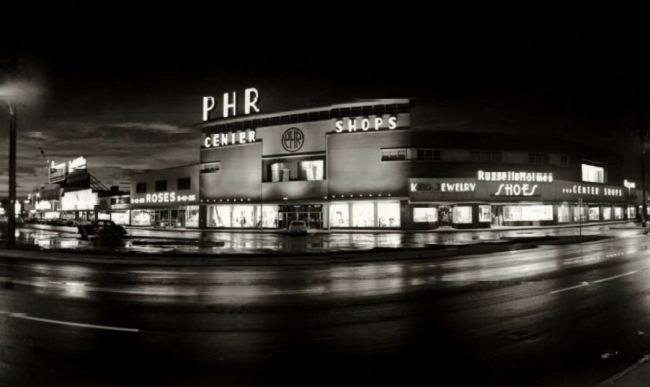 Wards Corner, circa 1953
