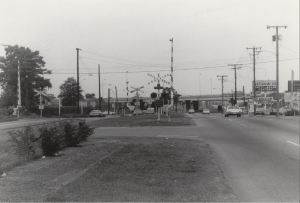 Wards Corner circa 1975 - from the Norfolk Public Library