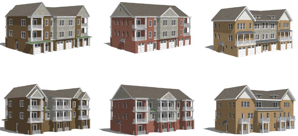 Proposed Townhouse Design Ideas